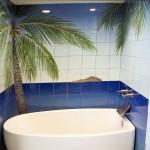 Bathroom Renovation Honolulu Tile Murals