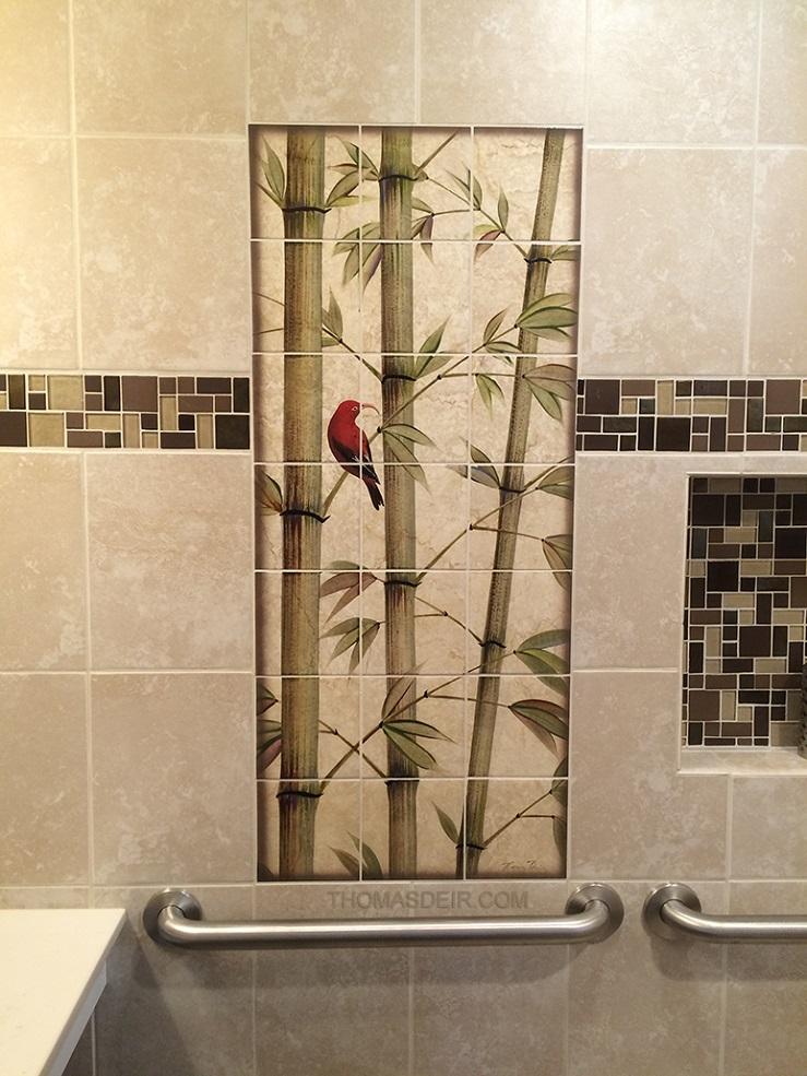 Bathroom-Tile-Design-Bamboo-Bird